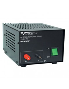 Alimentatore stabilizzato 7A/13,8V da laboratorio con tensione fissa Mod. AE-070F VICTORY