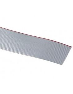 Piattina multipolare AWG 28 grigia flat-cable 26 poli