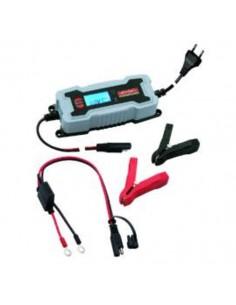 Caricabatterie automatico smart 6V/12V per auto & moto