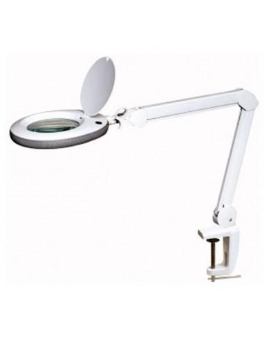 Lampada da tavolo a led con lente di ingrandimento 8 diottrie - Lampada led da tavolo ricaricabile ...