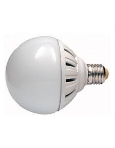 Lampada a led 20W bianco freddo E27 Globo diametro 95 mm