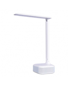 Lampada da tavolo a led 5W con cassa stereo bluetooth