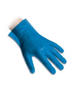 Guanti in polietilene CPE monouso mis. S blu REFLEXX20 conf. 200 pz