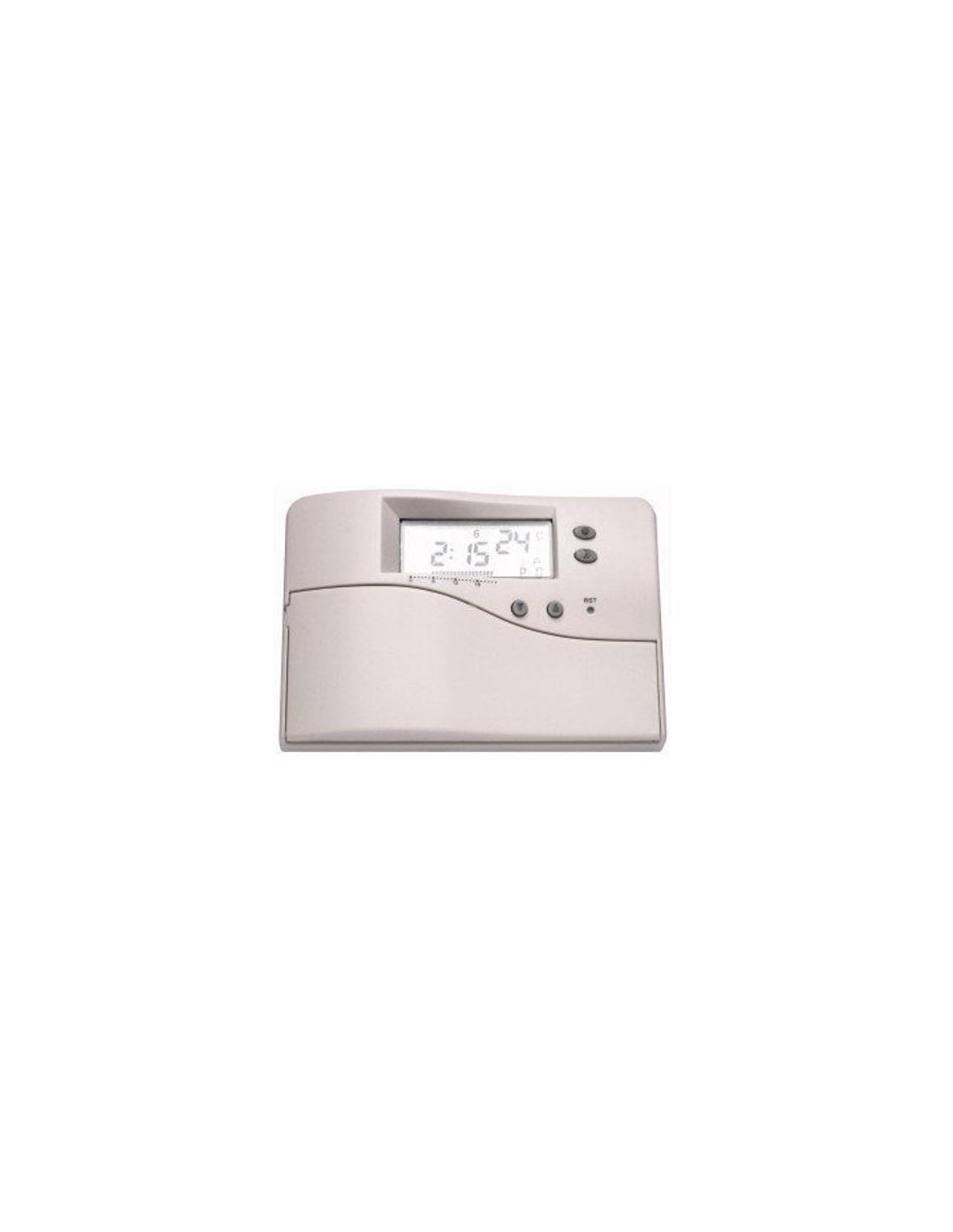 Cronotermostato programmabile wexcel lt08 for Obi cronotermostato