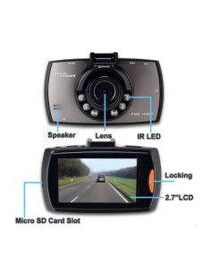 Car DVR portatile Full HD 1080P