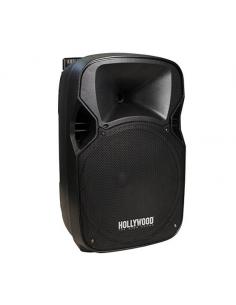 Sistema audio mobile HOLLYWOOD MB-12 BLUETOOTH USB SD e microfono wireless