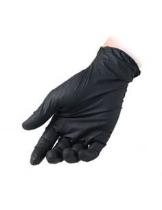 Guanti in nitrile monouso taglia L neri REFLEXX78 confezione 100 pz