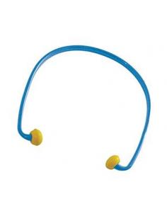 Tappi auricolari ad archetto SNR 21 dB SILVERLINE