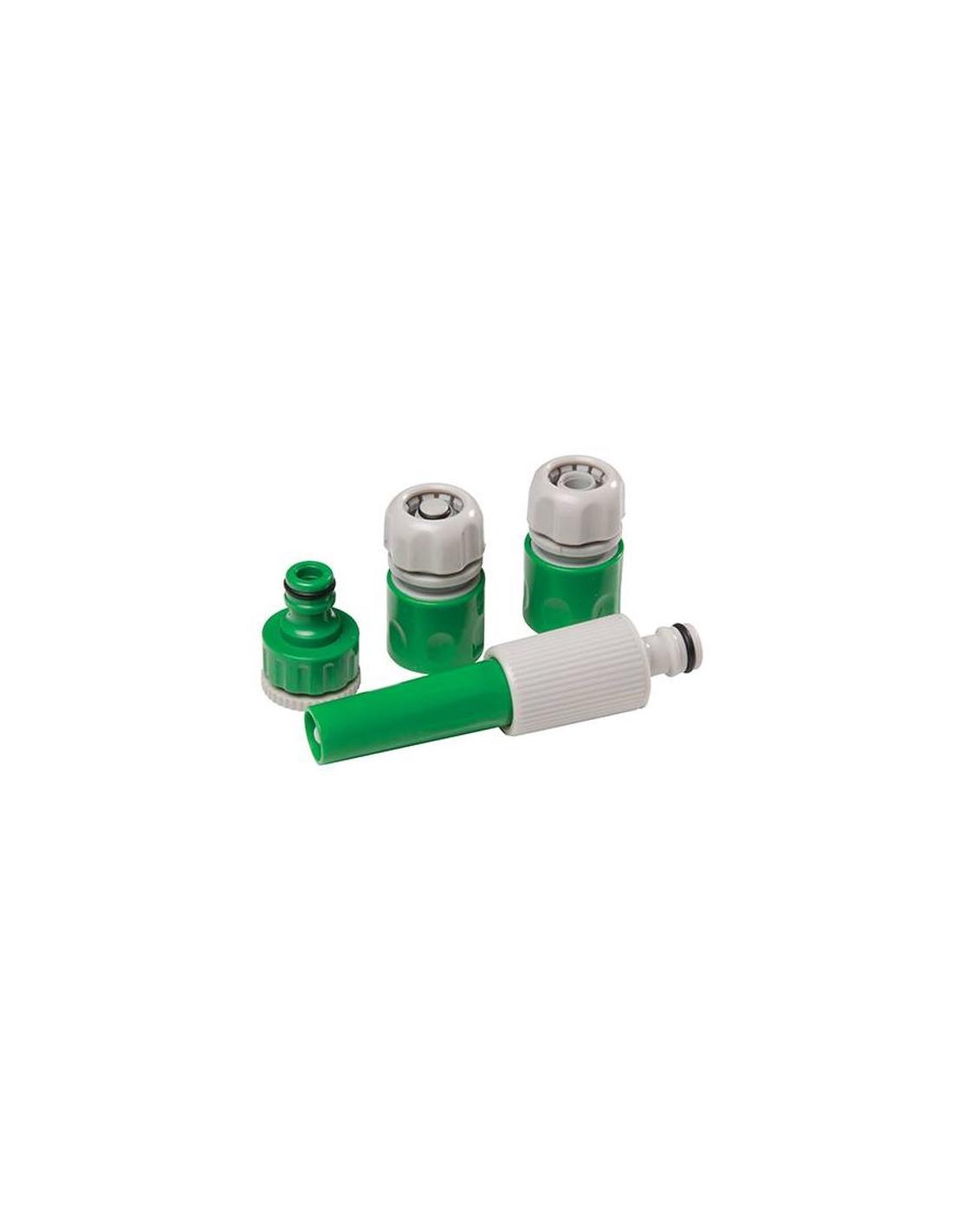 Set lancia per irrigazione con accessori 5 pezzi for Accessori irrigazione