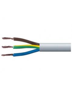 Cavo elettrico antifiamma tripolare sezione 3 X 1,5 FROR 450/750V