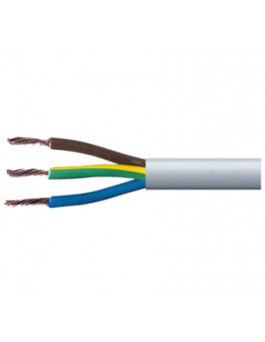 Cavo elettrico antifiamma tripolare sezione 3 X 1 d2e20ebc01fe