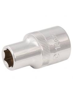 """Inserto 1/2"""" - 10 mm esagonale per chiavi a bussola"""
