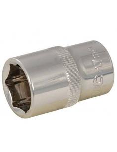 """Inserto 1/2"""" - 17 mm esagonale per chiavi a bussola"""