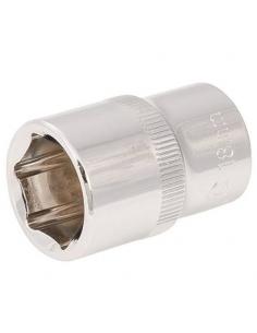 """Inserto 1/2"""" - 18 mm esagonale per chiavi a bussola"""
