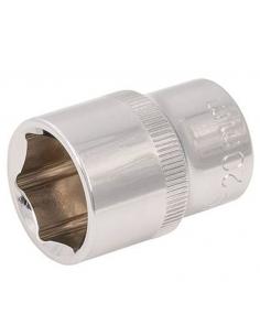 """Inserto 1/2"""" - 20 mm esagonale per chiavi a bussola"""