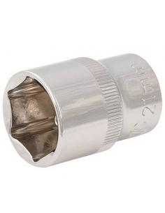 """Inserto 1/2"""" - 21 mm esagonale per chiavi a bussola"""