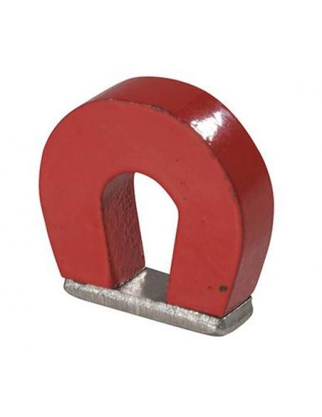 Magnete a ferro di cavallo 22X8X25h mm