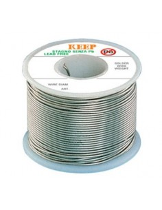 Bobina stagno diam. 1,5 mm Sn97/Cu3 KEEP conf. 100 gr