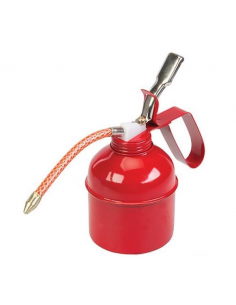Oliatore in metallo a pompa 500 ml