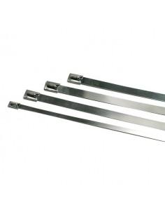 Fascette 290X4,5 in acciaio inox aisi 304