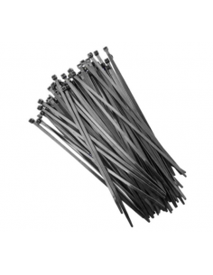 Fascette 200 X 3,6 in nylon grigie conf. 100 pz
