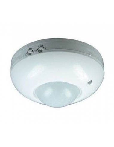 Sensore rivelatore di movimento infrarossi 360° ELCART 2810010