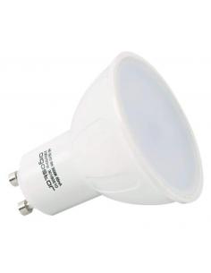 Lampadina led GU10 8W bianco caldo 3000K serie A5 AIGOSTAR 000317