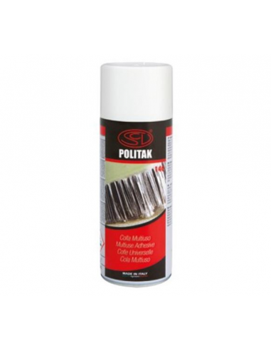 Colla spray multiuso POLITAK 400 ml