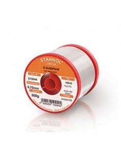 Bobina stagno diam. 1,5 mm 60/40 STANNOL 1 Kg