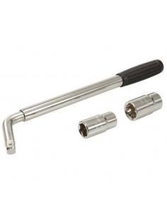 Chiave svitabulloni telescopico per pneumatici 380-500mm