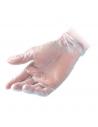 Guanti in vinile monouso taglia L trasparenti 4,5 gr REFLEXX30 confezione 100 pz