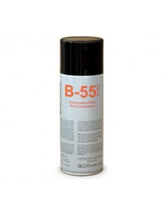Aria compressa 400 ml B-55 PLUS non infiammabile