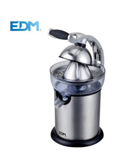 Spremiagrumi elettrico 130W professionale in acciaio inox EDM