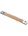 Treccia flessibile in rame 16 mm2 x 570 mm CEMBRE FL16-570