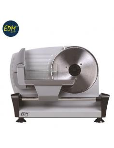 Affettatrice elettrica 150W in acciao inox lama da 190 mm EDM