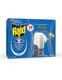 Raid liquido diffusore elettrico antizanzare 30 notti + 1 ricarica 21 ml inodore