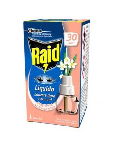 Ricarica liquida al gelsomino per diffusore raid liquido elettrico antizanzare 21 ml