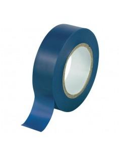 Nastro isolante 15x10 mt PVC autoadesivo blu