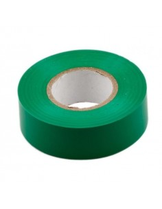 Nastro isolante 15x10 mt PVC autoadesivo verde