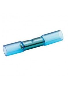 Connettori testa/testa termorestringenti Crimpseal 1,5-2,5 mm2 blu