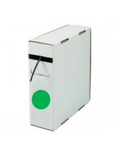 Box guaina diam. 16 termorestringente in poliolefina rest. 2:1 Verde confezione 5 mt