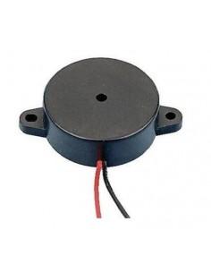 Buzzer diam. 30 mm piezoelettrico 80 dB con cavetti