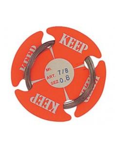 Rocchetto stagno 60/40 diam. 0,8 mm conf. 20 gr