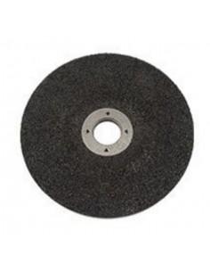 Disco da taglio 115X3.2X22  ferro acciaio A36RBF centro dpresso