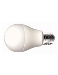 Lampada a led 8,5W bianco caldo E27 diametro 60 mm