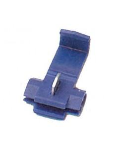 Morsetto rapido per derivazioni 1,5 - 2,5 mm2 blu