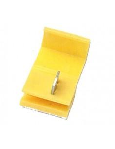 Morsetto rapido per derivazioni 4 - 6 mm2 giallo