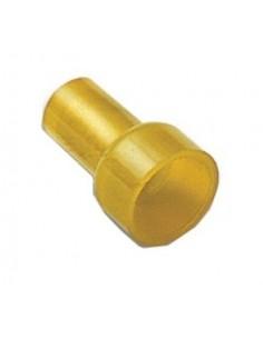 Cappucci terminali 4/6 mm2 preisolati in nylon CEMBRE NL 1PG conf. 100 pezzi