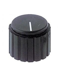 Manopola diametro 25 mm con indice mod. 151005