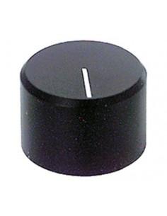 Manopola diametro 27,5 mm con indice mod. 151310